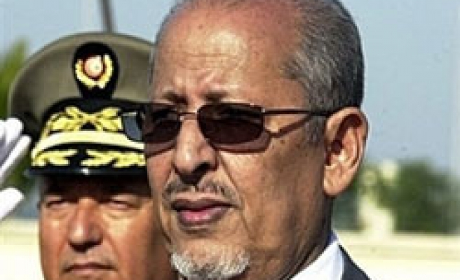 Mauritania military forces stage coup