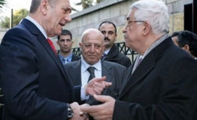Abbas rejects Olmert's trade on Gaza