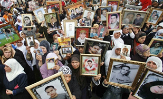 Palestinians want prisoners freed