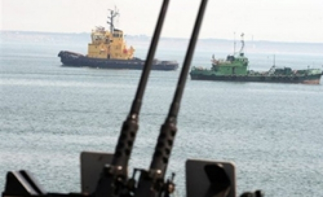 Russia says to detain ships off Abkhazia: Reports