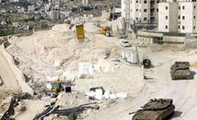 Israel to build new settlement colonies in East Jerusalem