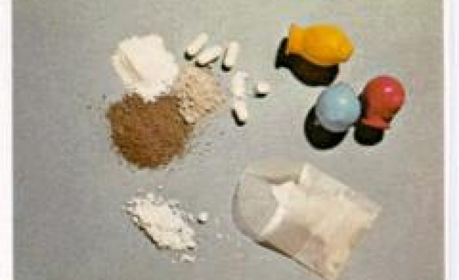 Heroin used by 35,000 British children