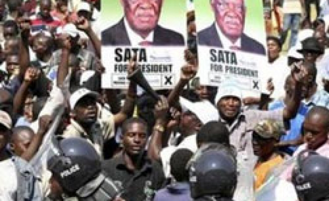 Zambia's late president Sata laid to rest