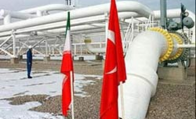 Iranian natural gas to be transported to Syria via Turkey