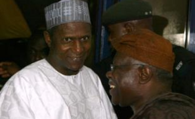 Nigeria opposition in poll protest