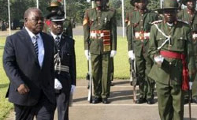 Dozens of rival political supporters wounded in Zambia poll clahes
