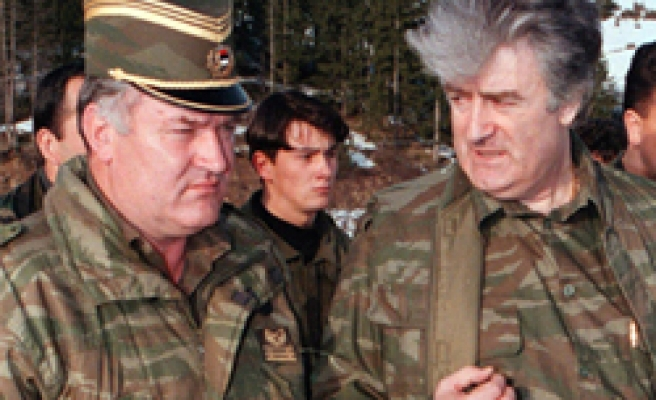 Mladic's wife charged in Serbia