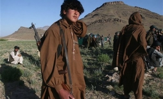 Taliban take over south Afghan district