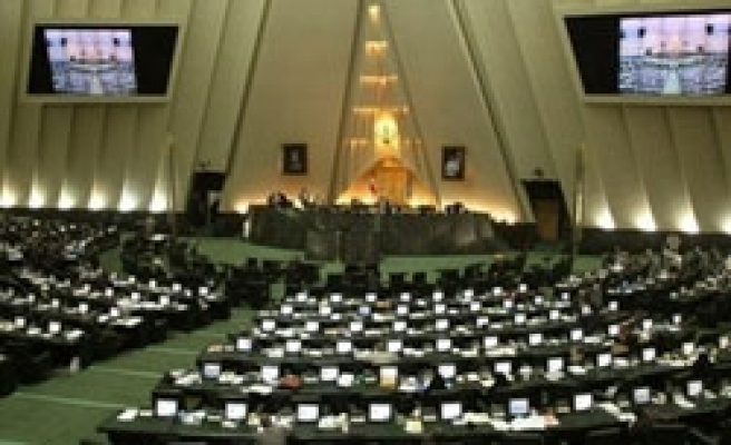 Iran MPs to review downgrading ties with Britain