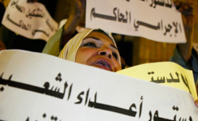 Egypt judges decry changes to bill