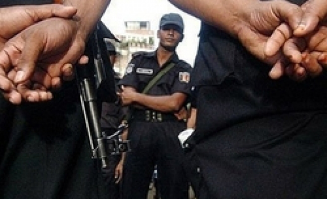 Five dead, 50 hurt in Bangladesh train crash: police