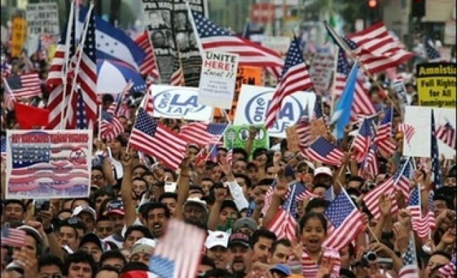 Thousands expected to join US immigration protests