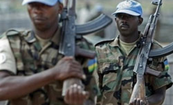 2 foreign troops from UNAMID abducted in Sudan's Darfur
