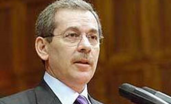 Sener: President powers will not changed