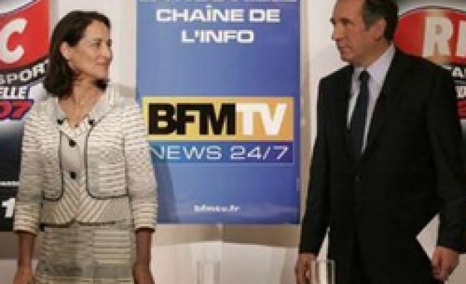 French centrist Bayrou not to vote for Sarkozy