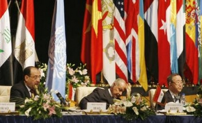 5-year Iraq plan adopted in conference