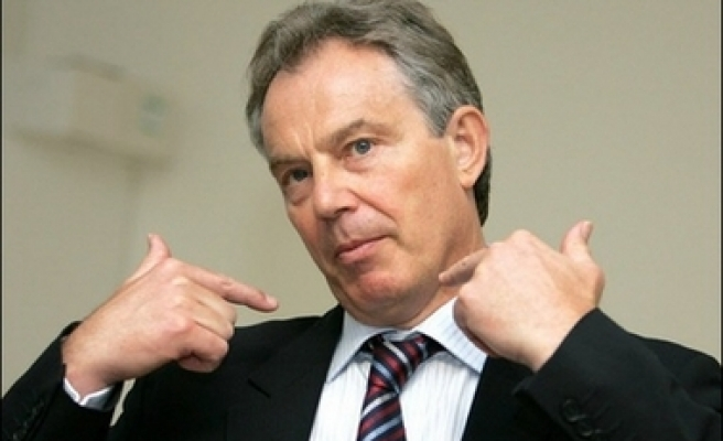 Blair: West stand by its values against Muslim world