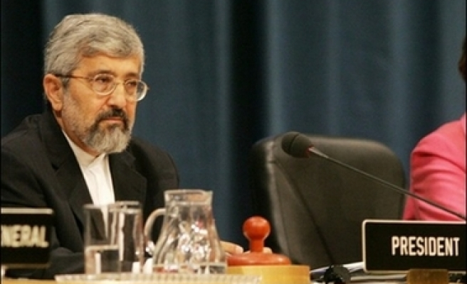 Iran agrees on S. African proposal  at nuke meeting