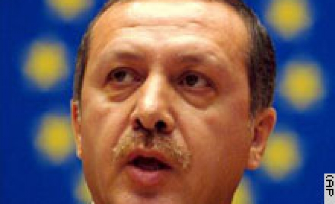 Erdogan celebrates 'Europe Day'