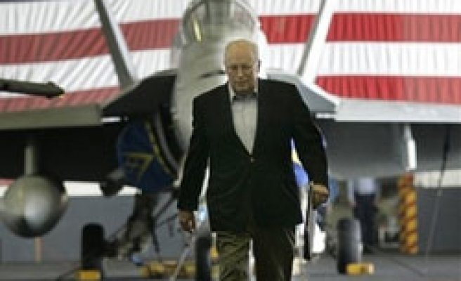 Cheney threatens Iran