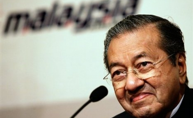 Ex-PM Mahathir Mohamad in intensive care