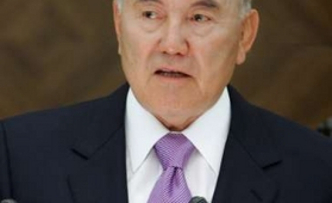Kazakhstan's president can stay in office for unlimited