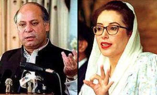 Pakistan not to allow Bhutto and Sharif