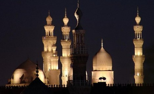 Mosques go high-tech