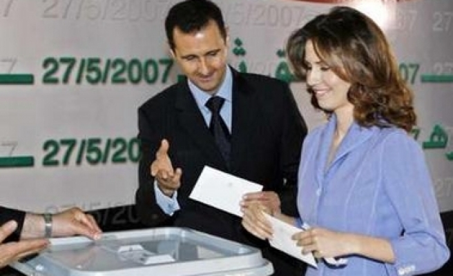 Syrian voting begins in only-candidate referendum