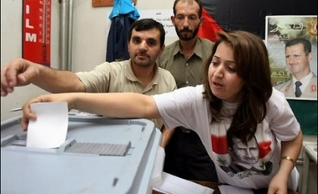 Results of Syrian presidential vote delayed