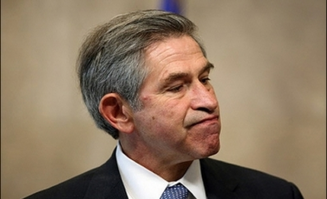 Wolfowitz blames media for resignation