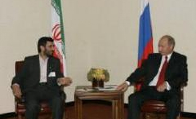 Russia wants to complete Iran nuclear plant swiftly