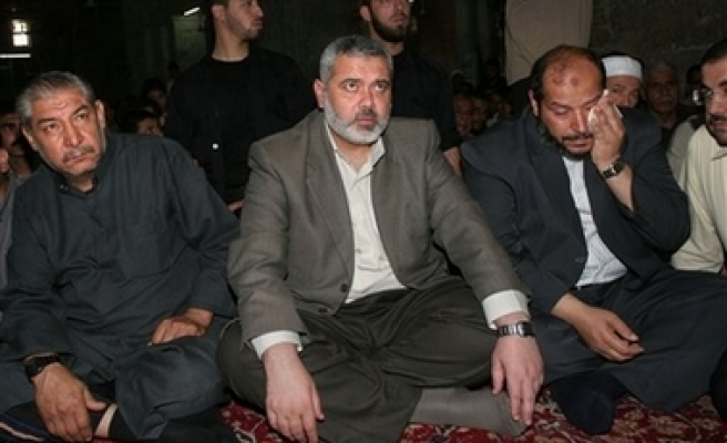 Haniya fears Israel's assassination