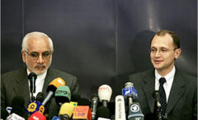 Iran: Nuke Deal Agreed With Russia