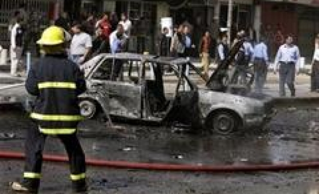 36 Killed in Four Baghdad Explosions
