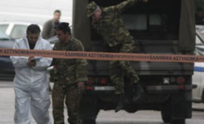 Fire Conspiracy Cells group claims Greek bomb attacks