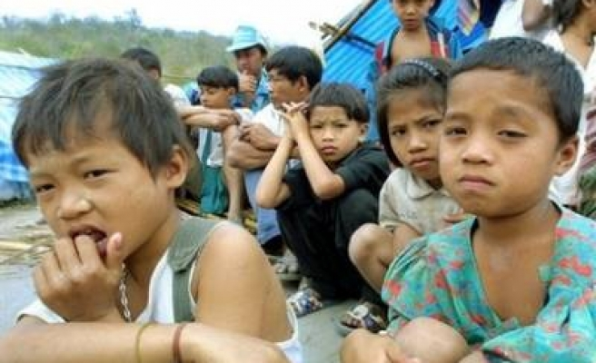UN says Myanmar releases more than 400 child soldiers
