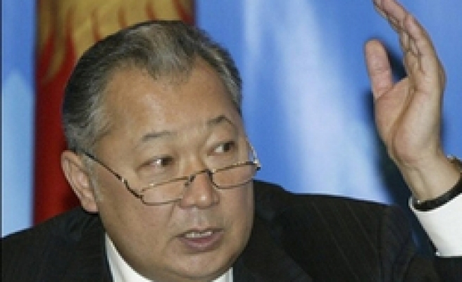 Kyrgyz government steps down