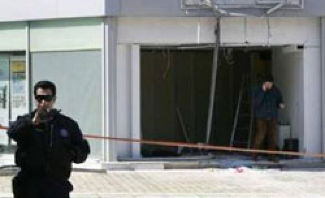 Greece charges five over guerrilla attacks