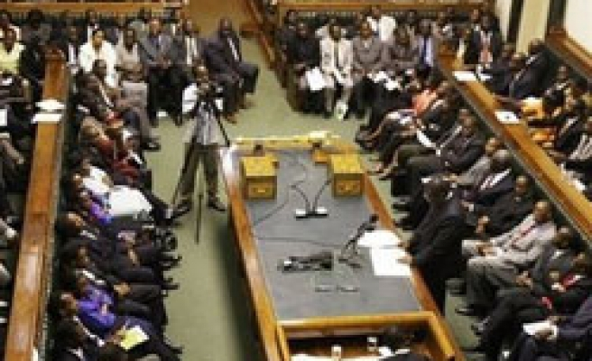 Zimbabwe parties condemn spate of political violence