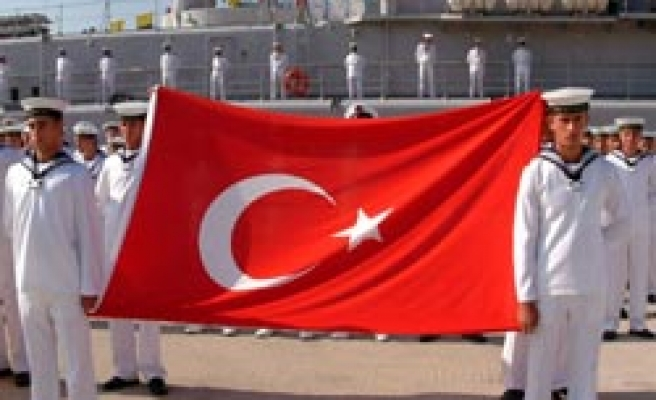 Turkish navy task force to begin serving on May 10