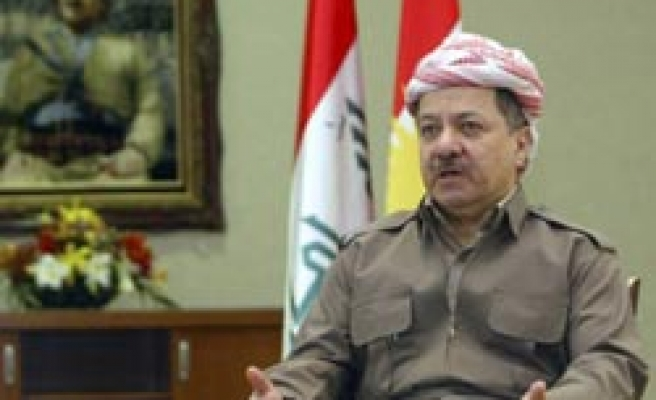 Turkey invites Iraq's Massoud Barzani