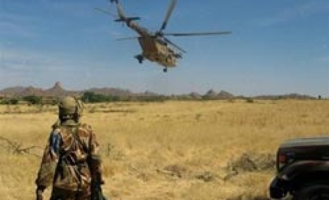 Chad says army kills over hundred rebels in east