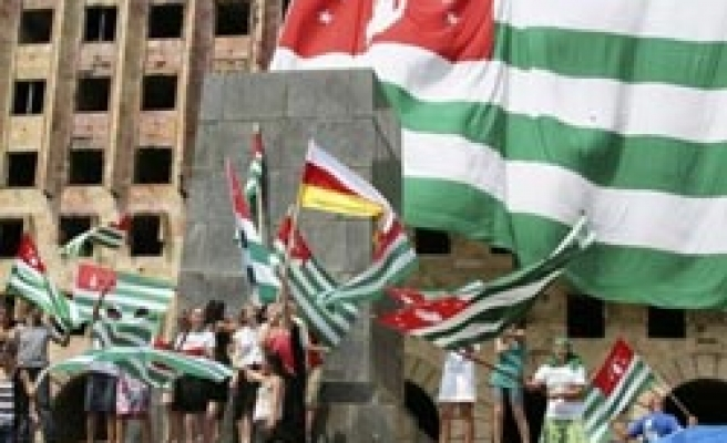 Abkhazia republic seeks international recognition