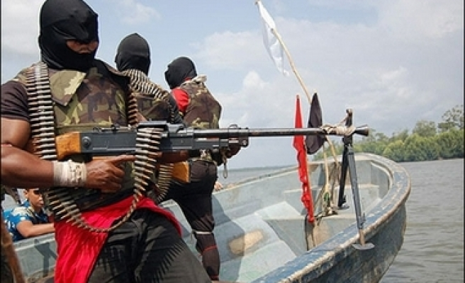 13 hostages freed in Nigerian oil delta