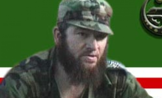 Chechen insurgent leader to Russia: leave N.Caucasus lands