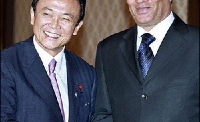 Japan to offer direct aid to Palestinian president