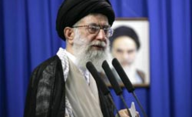 Khamenei: 'no proof'over foreign backing for Iran's protest leaders