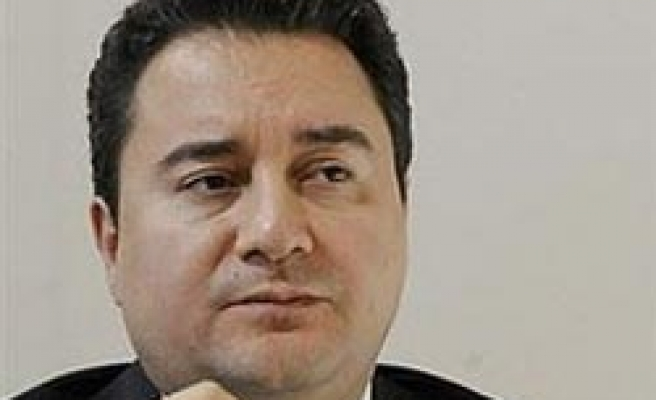 Turkey's minister in Britain for G20 finmins meeting