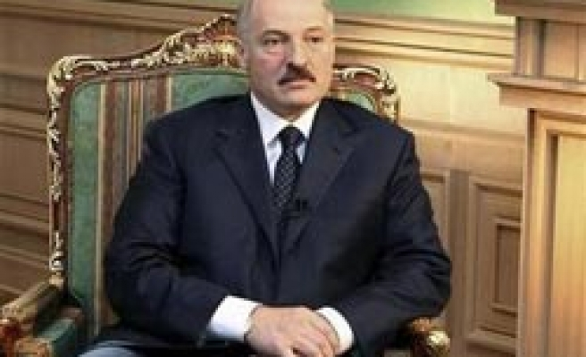 Belarus says will sort out Gazprom row